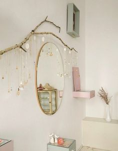 Handmade home decor - DIY Home Decor Out Off Tree Branches