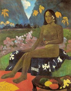 off Hand made oil painting reproduction of Te Aa No Areois Aka The Seed Of Areoi, one of the most famous paintings by Paul Gauguin. During his first Tahitian period, Gauguin established many of the characteristics of his work which w. Paul Gauguin, Henri Matisse, Google Art Project, Kunst Online, Impressionist Artists, Impressionism Art, Pics Art, Oil Painting Reproductions, Museum Of Modern Art