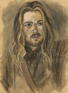 """""""Eomer"""" by The Bohemian Weasel"""