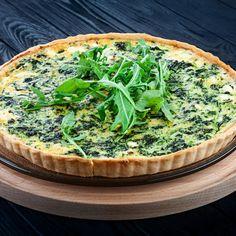 Quiche Vegan, Vegan Pizza, Low Carb, Clean Eating, Veggies, Breakfast, Food, Drinks, Tarts
