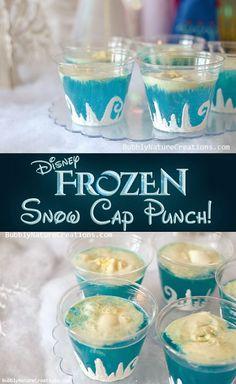 Giggle Bean: Frozen Birthday Party!