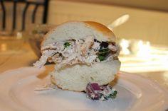 Cinnamon chicken, Pistachios and Chicken salads on Pinterest