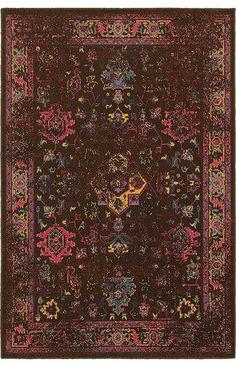 Oriental Weavers Revival 3689I Multi Rug #RugsUSA
