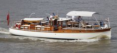 Beautiful riverboat with an unusual name 'Wairakei II'