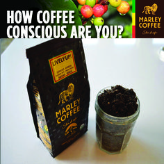 Coffee Conscious: Coffee Coconut Sugar Scrub