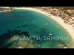 Kalamitsi beach | Sithonia Greece