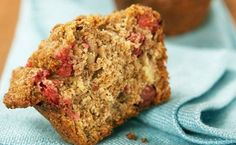 Epicure's Oatmeal, Cranberry and Coconut Muffins
