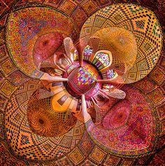 Mohammad Domiri - Mesquitas do Oriente Médio