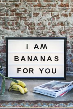 Interiors Update: The Box Light Lightbox Letters, Lightbox Quotes, Licht Box, Hygge Life, Light Board, Marquee Sign, Boxing Quotes, Thinking Outside The Box, Sweet Nothings