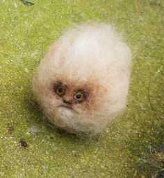 Miniature Fizzgig from 'The Dark Crystal' by EarthGnome on Etsy