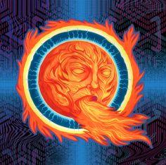 Mastodon - Sun - Crack the Skye #PaulRomano