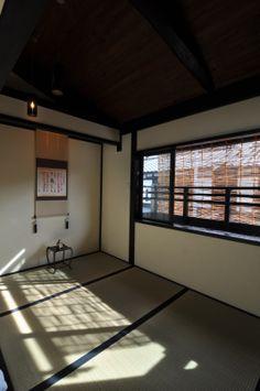 京都の伝統家屋 町家の貸切の宿 朱雀ききょう庵_2階和室 kyoyadoya Japan kyoto machiya inn
