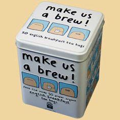 english breakfast tea by Mr Scruff
