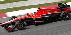 Jules Bianchi 2013 Malaysia FP1 - Marussia F1 Team - Wikipedia, la enciclopedia libre
