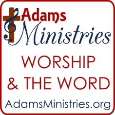 Adams Ministries was custom designed for Nancy - http://adamsministries.org/