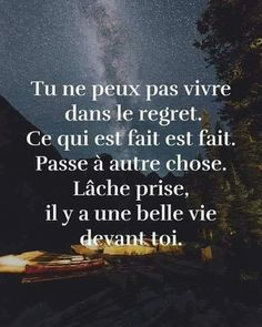 Positive Mind, Positive Attitude, Positive Vibes, Positive Quotes, French Phrases, French Quotes, Best Inspirational Quotes, Great Quotes, Mantra