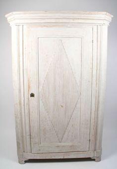 euro vintage furniture | Foret - Large Gustavian Cabinet