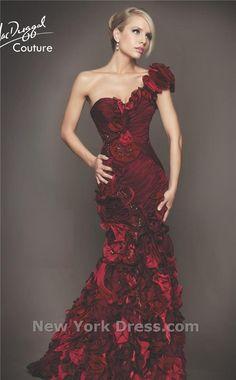 Mac Duggal 80108D Dress - NewYorkDress.com