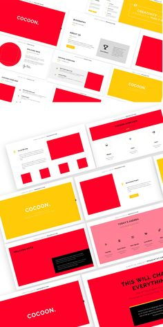 Creative Presentation Ideas, Welcome Note, Creative Powerpoint Templates