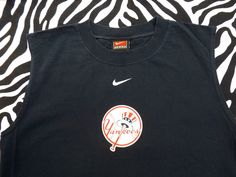 Nike Sleeveless Yankees Cotton Shirt Size Youth Large #Nike #Everyday