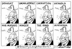 ZAPIRO - Showerhead responding to every crisis in the same manner: Hehehehe