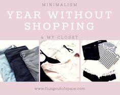 year without shopping http://flungoutofspace.com/en/year-without-shopping-what-i-wear/