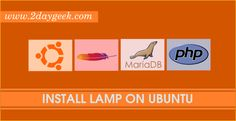2daygeek.com Linux Tips, Tricks & News Today ! – Through on this article you will get idea to Install LAMP Stack (Linux, Apache, MariaDB, phpMyAdmin & PHP) on Ubuntu 14.04, 14.10, 15.04, 15.10 & 16.04 Systems.