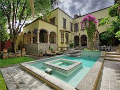 Extraordinary Property of the Day: Private Outdoor Sanctuary in San Miguel De Allende, Mexico   Agave Sotheby's International Realty