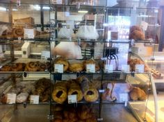 Guglhuph is an amazing bakery, cafe, with a sunny outdoor area. Durham