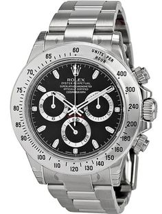 ZAEGER - Rolex Daytona Mens Watch Model 116520 BKSO,  (http://www.zaeger.com.au/all-watches/rolex-daytona-mens-watch-model-116520-bkso/)
