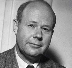 Danish architect and furniture designer Ole Wanscher (1903-1985)