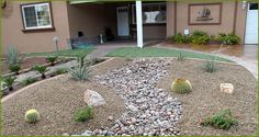 I would really like to have a landscape company come in and finish our front yard. We just moved in and our front yard is just dirt and very plain. I would like to get some grass in and maybe turn it into a little sanctuary for plants. Maybe get a little walkway cutting through to the house.