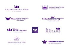 Raja Booking on Behance