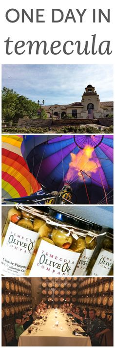 How you should spend your time Temecula sightseeing