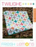 """""""Twilight - Paper Quilt Pattern"""". Available at www.pinkcastlefabrics.com."""