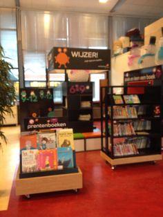 Bibliotheek in de aula
