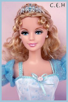 """Barbie as Snowflake in """"The Nutcracker"""" - Classic Ballet Series (2000)"""