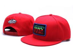 Vans off the Wall Snapback Hat #01