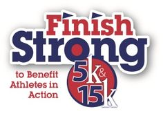 Finish Strong 5K & 15K