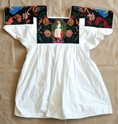 Otomi Blouse Mexico | Flickr - Photo Sharing!