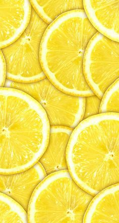 When life gives you lemons, make a nice wallpaper of it