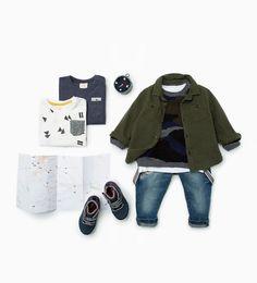 Shop by Look - Baby Boys - Kids   ZARA United Kingdom