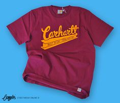 Koszulka Carhartt Rail Script -25% KOD: KUSH http://cannybiz.co