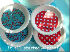 coasters_red_white_blue_polka_dots_diy
