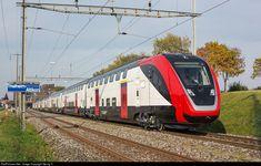 RailPictures.Net Photo: 502 203 SBB RABe 502 at Thalheim, Switzerland by Georg Trüb
