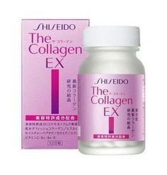 SHISEIDO The Collagen EX Tablet