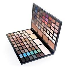 Makeup Revolution Pro HD Palette Eyes & Contour