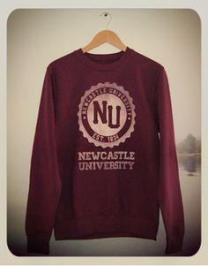 NU Apparrel: Seal Vintage Sweatshirt (Plum)