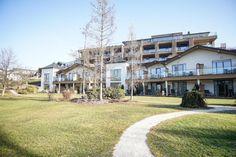 """Guten Morgen aus dem """"Genussdorf Gmachl"""" - Susannamarie.at Infrarot Sauna, Spa, Das Hotel, Salzburg, Mansions, House Styles, Travel, Home Decor, Country Stores"""