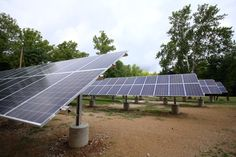 Washington University's Tyson Research Center Solar Panels-Eureka, MO-CORE10 Architecture